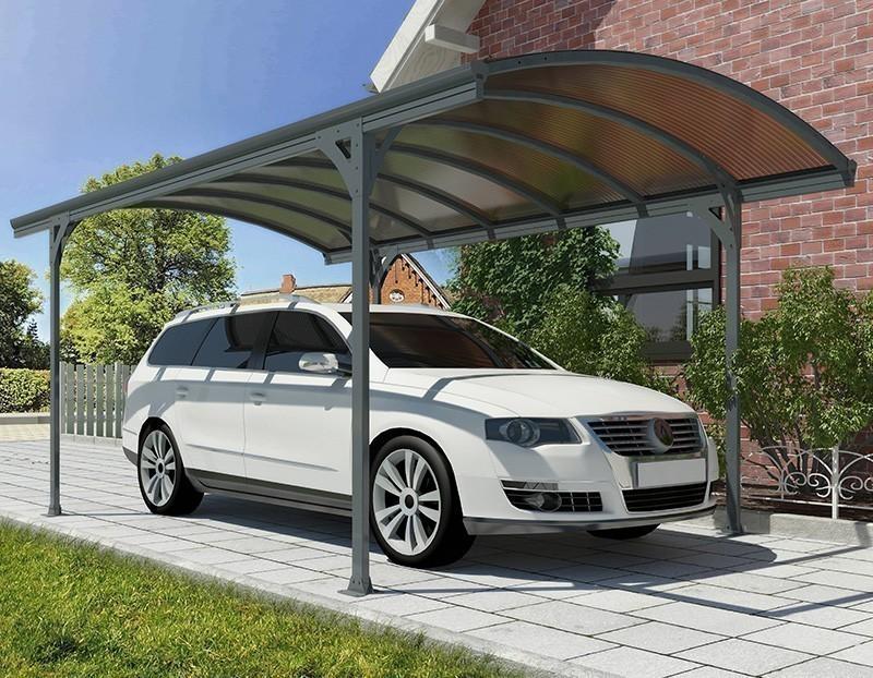 carport vitoria 5000 tepro aluminium kunststoff 290x500x240cm bei. Black Bedroom Furniture Sets. Home Design Ideas