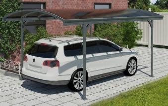 carport vitoria 5000 tepro aluminium kunststoff. Black Bedroom Furniture Sets. Home Design Ideas