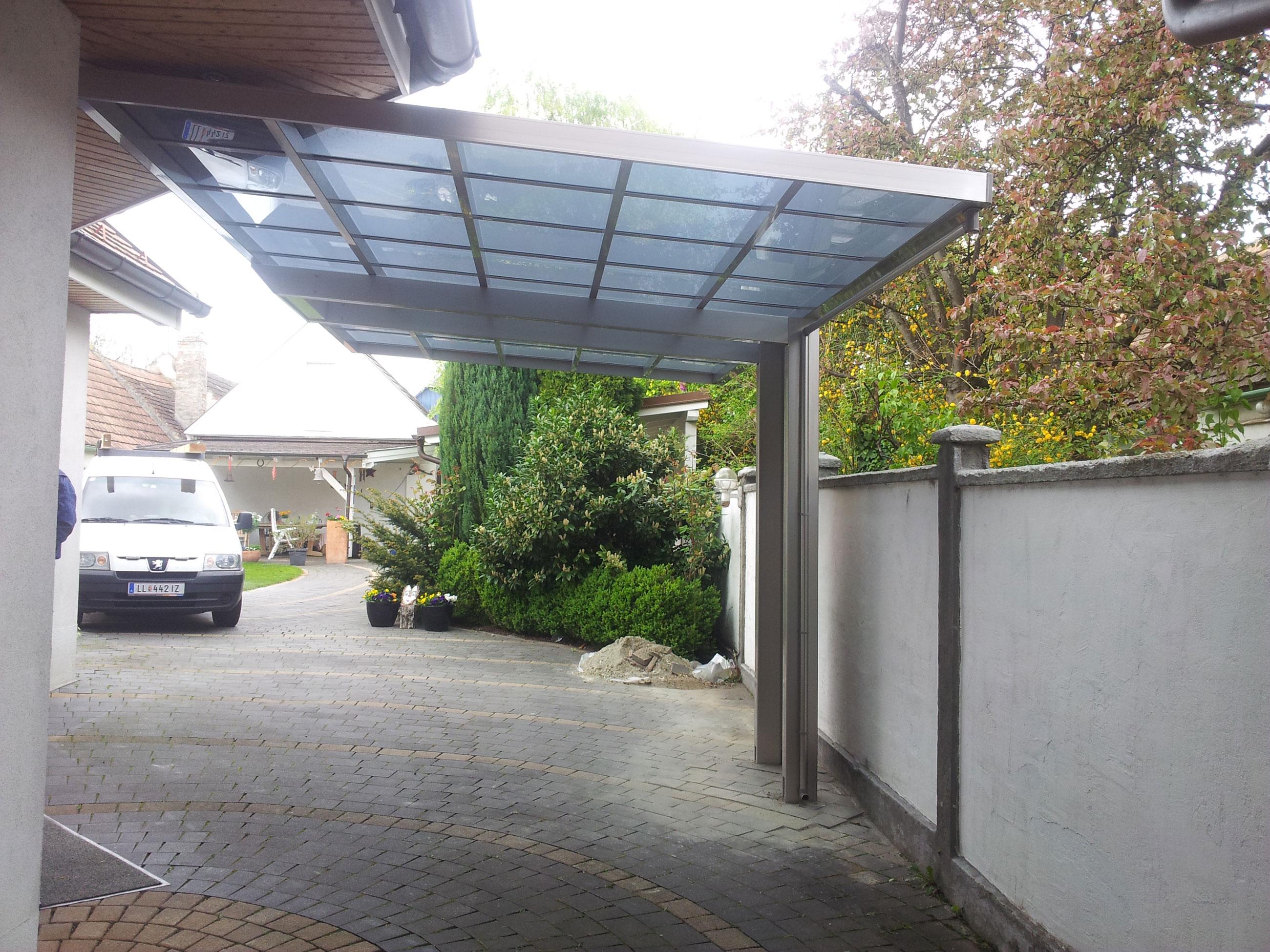 carport ximax neo aluminium typ 90 standard es. Black Bedroom Furniture Sets. Home Design Ideas