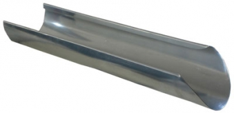 Auslaufverlängerung für Regenwasserklappe 100 mm Bild 1