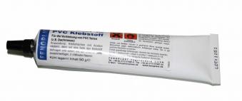 PVC Kleber / Spezialkleber für PVC Dachrinnen 50g Bild 1