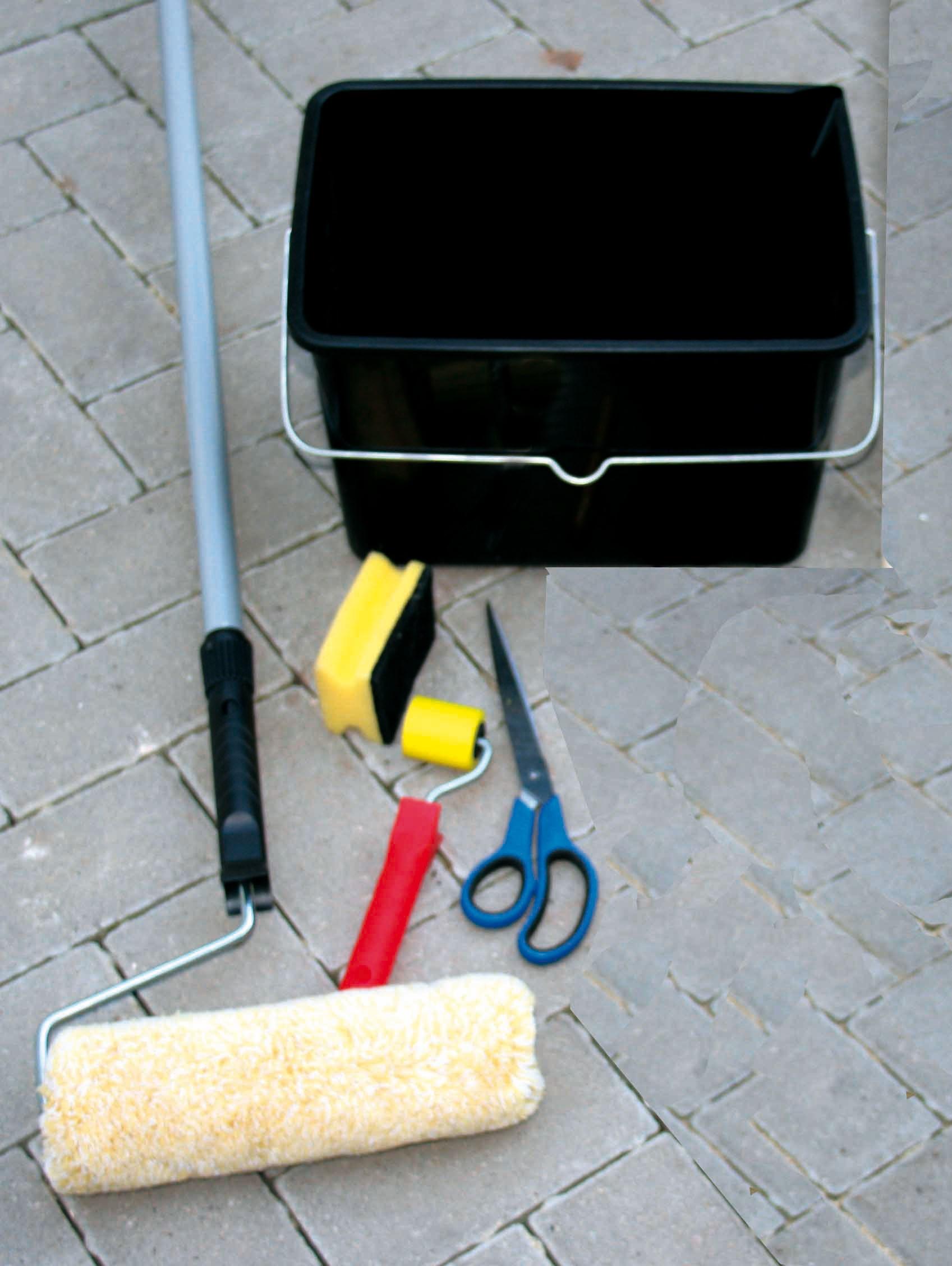 Werkzeugset für EPDM Folienmontage Bild 1