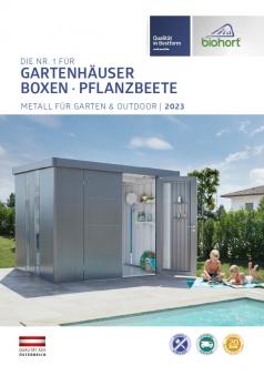Katalog Garten Design 2021 Bild 1