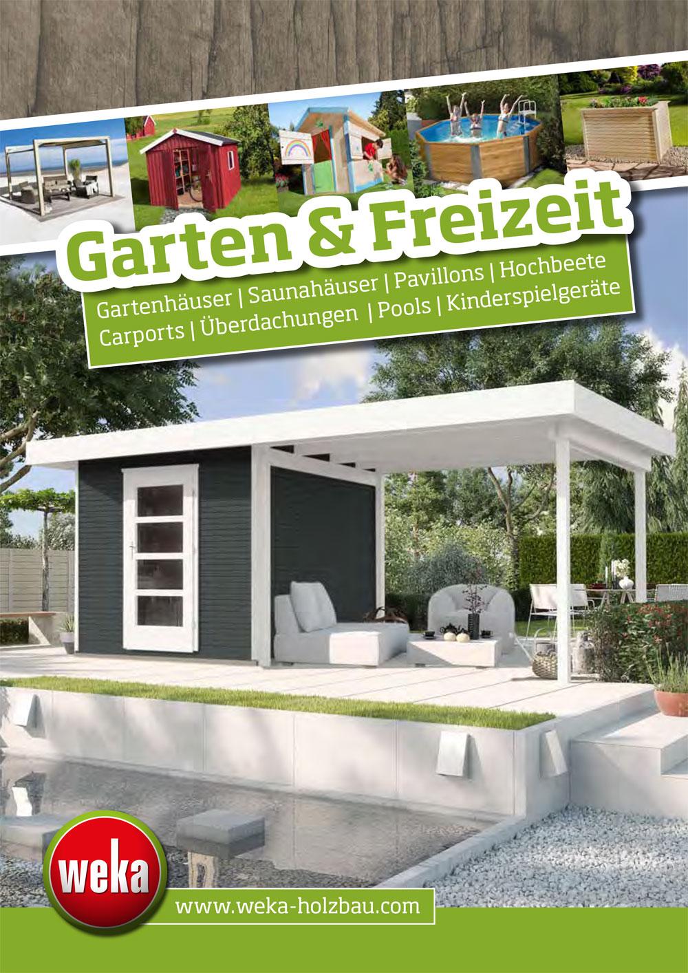 Katalog Weka Garten & Freizeit 2020 Bild 1