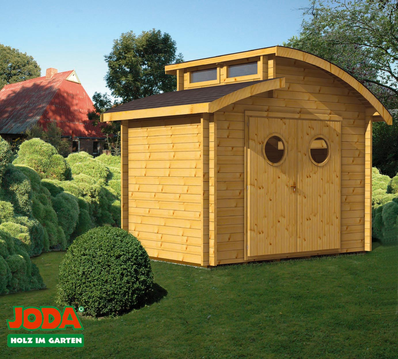 joda blockbohlenhaus 28 mm nautic 30 20 natur 300x200cm bei. Black Bedroom Furniture Sets. Home Design Ideas