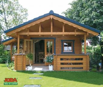 joda wochenendhaus 70mm schilksee 470x730cm natur bei. Black Bedroom Furniture Sets. Home Design Ideas