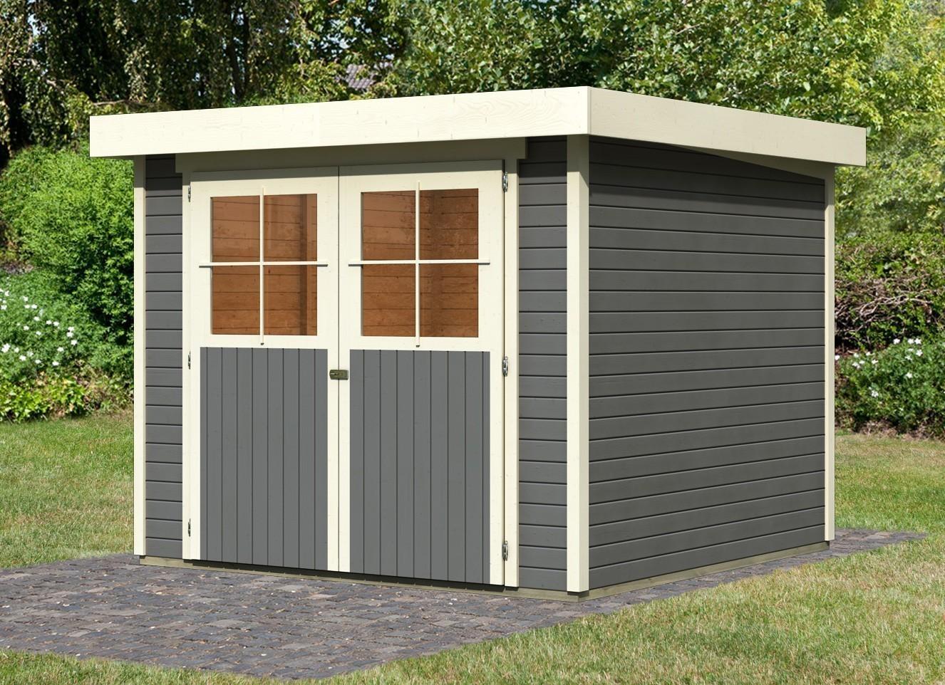 Gartenhaus Holz Verzieht Sich