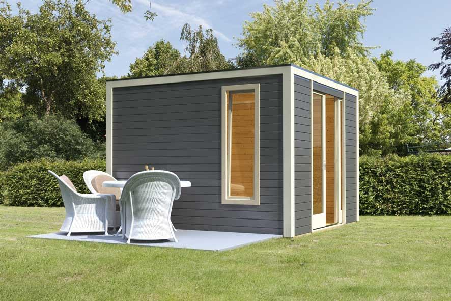 gartenhaus holz flachdach cheap gartenhaus holz flachdach. Black Bedroom Furniture Sets. Home Design Ideas