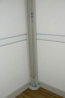 Verankerungskit für Grosfillex Gartenhaus und Gerätehaus
