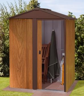 arrow metall ger tehaus kiel 54 holzoptik 151x122cm bei. Black Bedroom Furniture Sets. Home Design Ideas