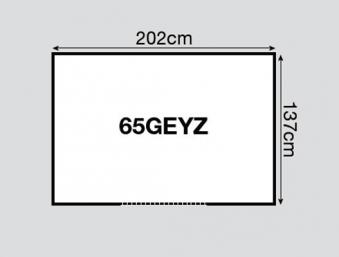 Yardmaster Metallgerätehaus Bayern 65 grün 202x137cm Bodenrahmen Bild 2