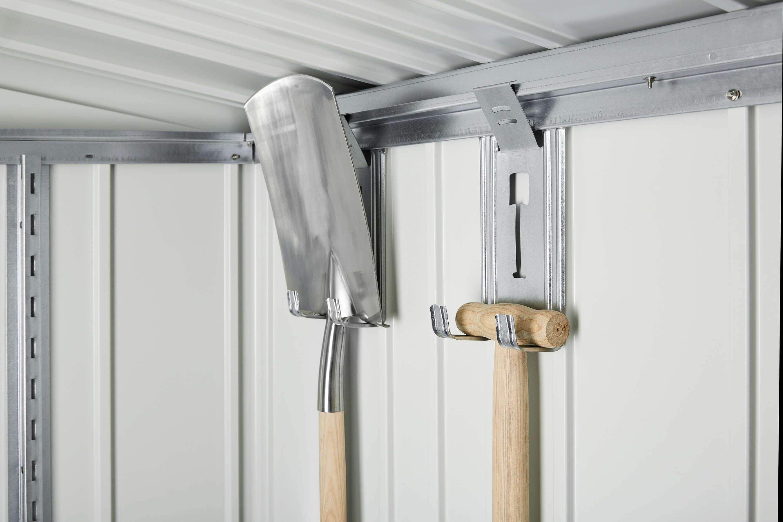 ger tehaus biohort europa gr 2a dunkelgrau metallic 244x84x203 bei. Black Bedroom Furniture Sets. Home Design Ideas