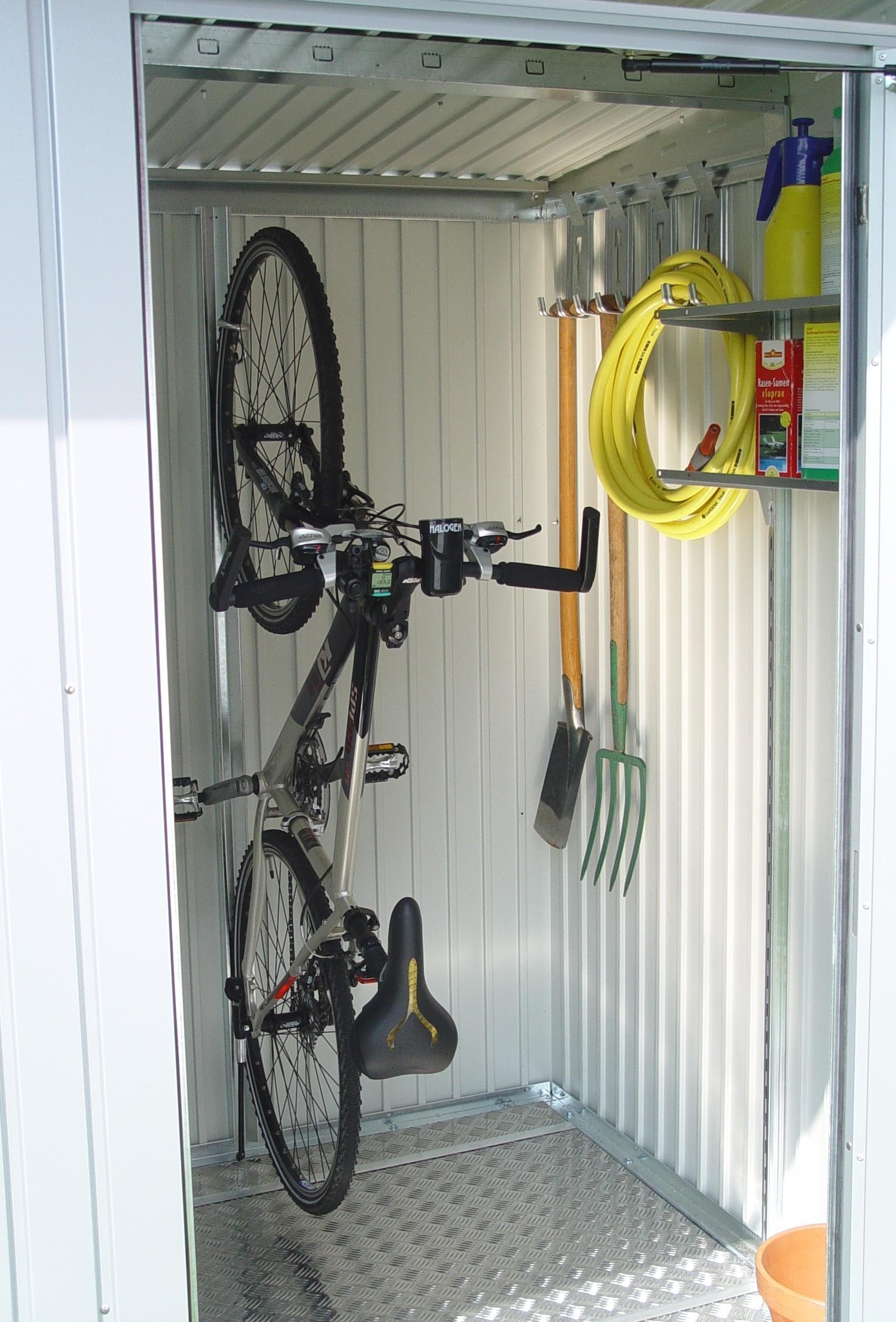fahrradhalter 2er set bikemax f r biohort avantgarde bei. Black Bedroom Furniture Sets. Home Design Ideas