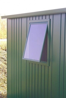 Fensterelement für Biohort Europa dunkelgrün Bild 1