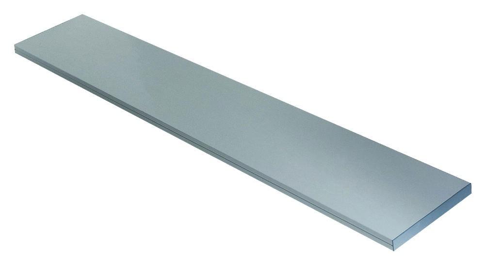 Grosfillex Regalboden Regalsystem Modulup grau 230 cm Bild 1