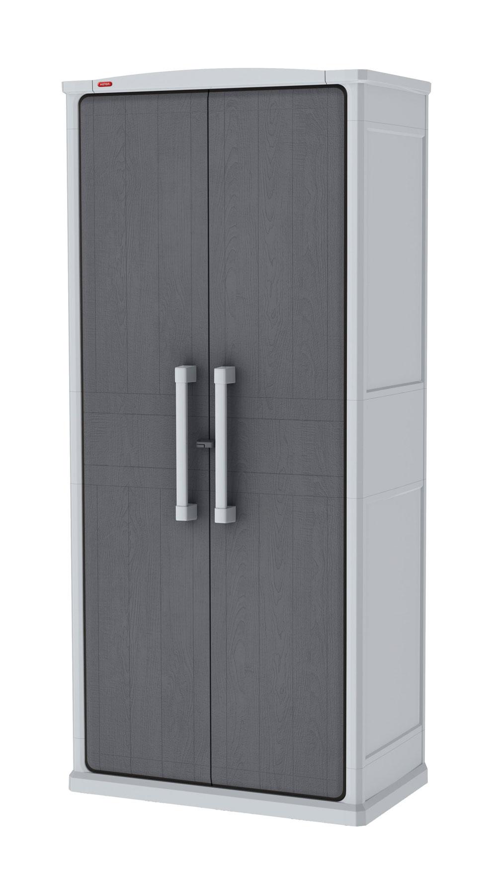 Gartenschrank Keter Optima Wonder Cabinet Tall 80 5x47