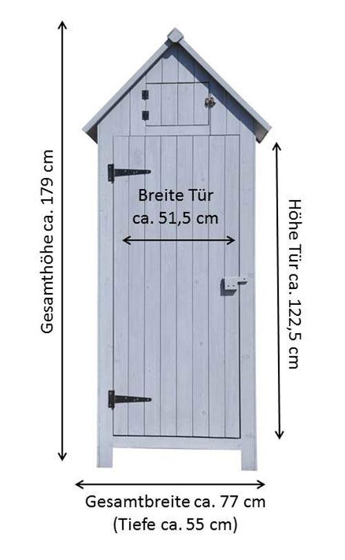 Charmant Gartenschränke Aus Holz Bilder - Innenarchitektur ...