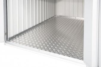 Bodenplatte Alu zu Biohort MiniGarage Bild 1