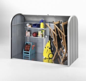 regale set biohort f r gartenbox auflagenbox storemax 190 bei. Black Bedroom Furniture Sets. Home Design Ideas