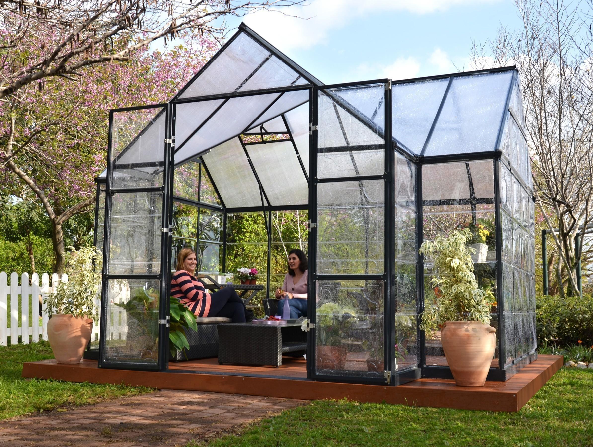 gew chshaus treibhaus tepro victory orangery alu 4mm. Black Bedroom Furniture Sets. Home Design Ideas