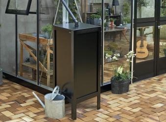 Regenwassertank / Wasserspeicher für Juliana Gewächshaus 100 Liter Bild 1