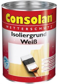 Consolan Isoliergrund weiß 0,75 L