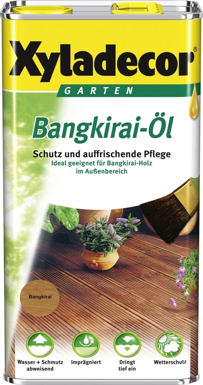 XYLADECOR Bangkirai-Öl 5 L / Holzpflege / Holzschutz Bild 1