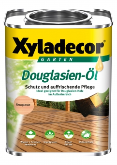 XYLADECOR Douglasien-Öl 0,75 L / Holzpflege / Holzschutz Bild 1