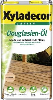 XYLADECOR Douglasien Öl 5 L / Holzpflege / Holzschutz Bild 1