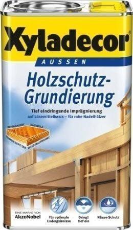 XYLADECOR Holzschutz Grundierung aussen 2,5 L farblos Bild 1