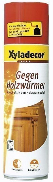 XYLADECOR gegen Holzwürmer / Holzschutz 250 ml Pumpdose Bild 1