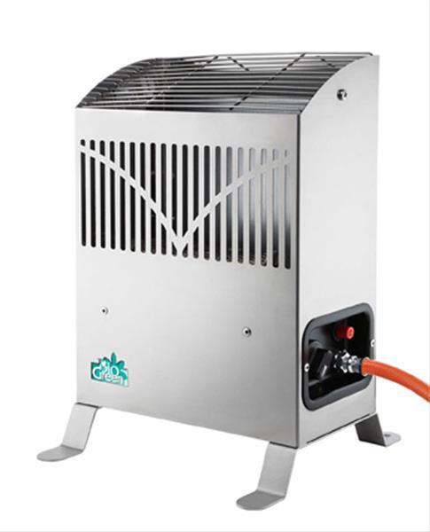 Vitavia Bio Green Gewächshausheizung / Frostwächter Vitavia Frosty Gas 2500 W