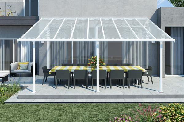terrassenueberdachung alu preisvergleiche. Black Bedroom Furniture Sets. Home Design Ideas